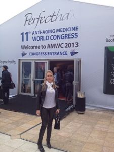 Anti-Aging Medicine World Congress,Monte Carlo 2013